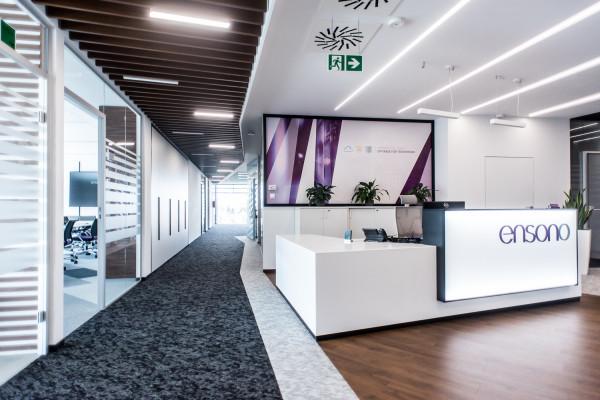 Polski oddział firmy Ensono mieści się w gdańskim Garnizonie.
