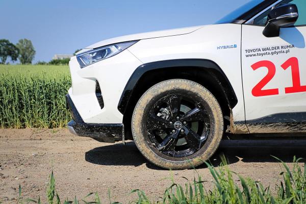 Aż 80 proc. klientów Toyoty, którzy zdecydowali się na zakup RAV4, wybrali napęd hybrydowy.