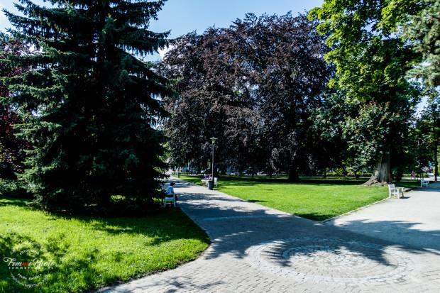 Park Herbstów - z Potokiem Elizy