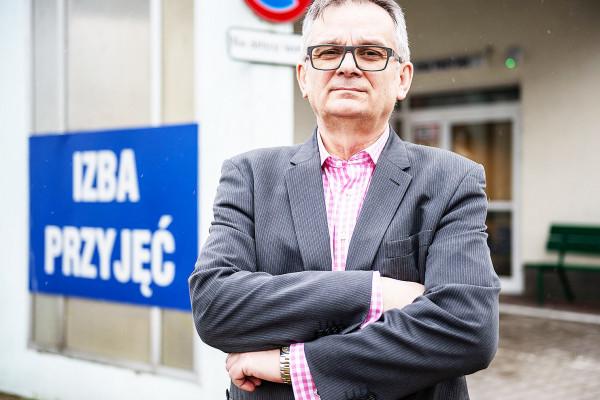 Dr n. med. Leszek Trojanowski przez 21 lat był dyrektorem naczelnym Wojewódzkiego Szpitala Psychiatrycznego im. prof. T. Bilikiewicza w Gdańsku.