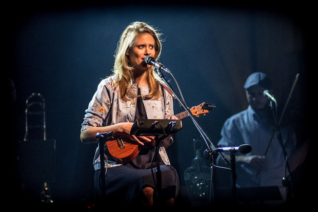 Julię Pietruchę zobaczymy na żywo w Teatrze Szekspirowskim 23 sierpnia.