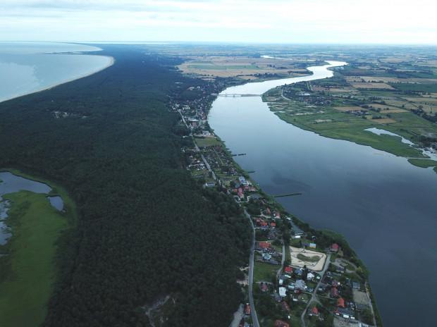 Wyspa Sobieszewska to dzielnica Gdańska położona 15 km od jego centrum.