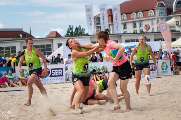 VII Sopot Beach Rugby zgromadził 7 zespołów kobiet.