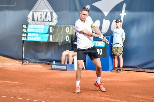 Mateusz Kowalczyk dwukrotnie wystąpił w finale debla BNP Paribas Sopot Open. Przed rokiem triumfował, w tej edycji niewiele zabrakło do końcowego sukcesu.