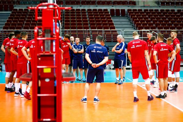 W sierpniu oprócz wyników meczów trójmiejskich ligowców, będziecie mogli typować rozstrzygnięcia turnieju eliminacyjnego do igrzysk w Tokio. Polska reprezentacja właśnie szykuje się do zmagań w Ergo Arenie.