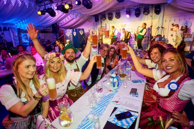 W Brovarni często organizowane są imprezy tematyczne, m.in. dożynki piwne.