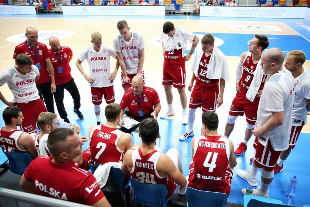 Polscy koszykarze mecze towarzyskie przed mistrzostwami świata rozpoczęli od wysokiej wygranej nad Jordanią w Pradze.