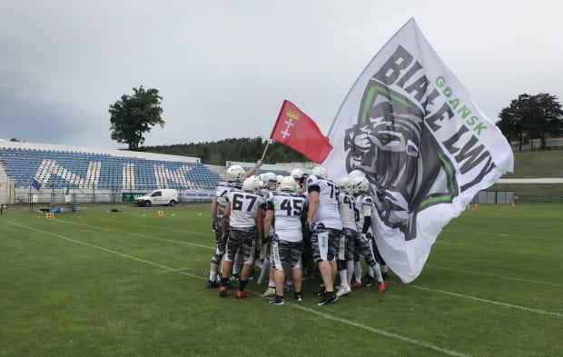Białe Lwy Gdańsk wciąż czekają na pierwsze zwycięstwo w LFA2.