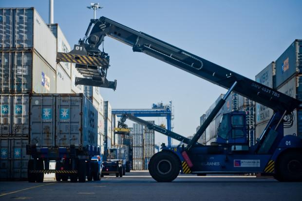 AE19 - nowy serwis dalekowschodni Maersk Line w DCT Gdańsk.