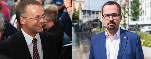 Jarosław Sellin w Gdańsku i Marcin Horała w Gdyni zostali liderami list PiS.