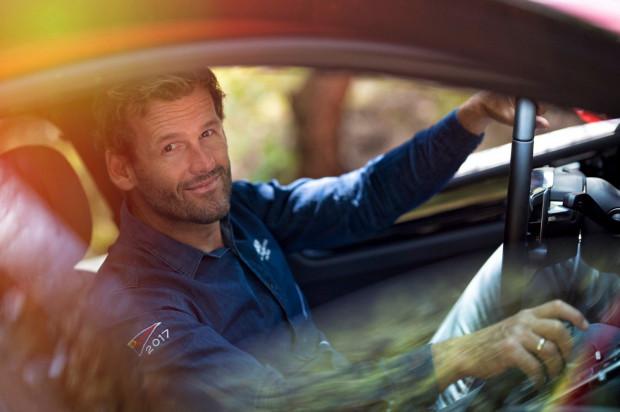 Mateusz Kusznierewicz jest ambasadorem Porsche Centrum Sopot.