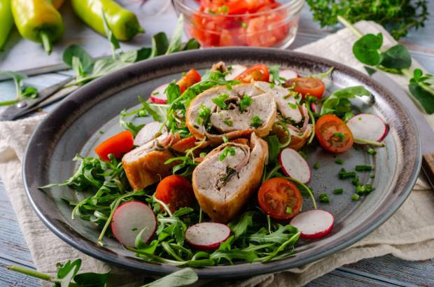 Letni smak naszym standardowym daniom nadają także świeże zioła.