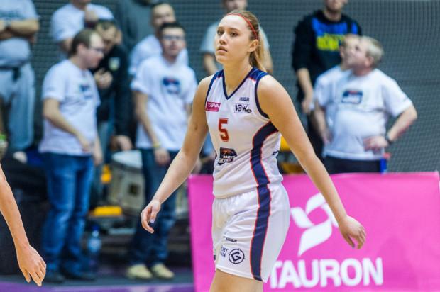 Jowita Ossowska grała w przeszłości w Basket 90 Gdynia.