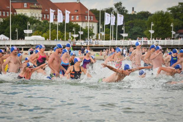 Dwa z trzech wyścigów Ziaja Cup już za nami. W sobotę 24 sierpnia poznamy zwycięzców całego cyklu pływackich zmagań dookoła molo.