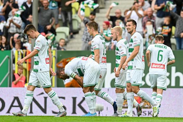 W meczu z Rakowem Częstochowa piłkarze Lechii Gdańsk mieli jedynie fragmenty gry, z których mogli być zadowoleni.