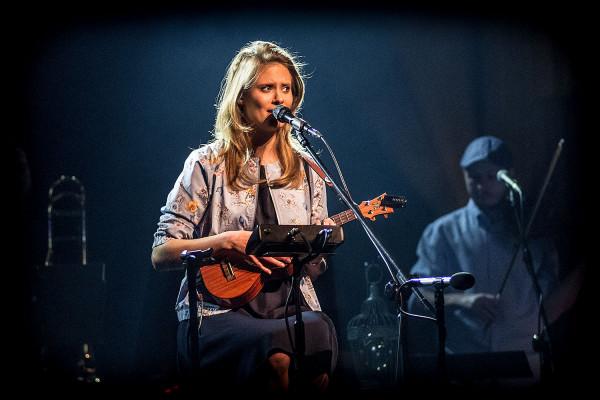 Julia Pietrucha wystąpi w Gdańskim Teatrze Szekspirowskim.