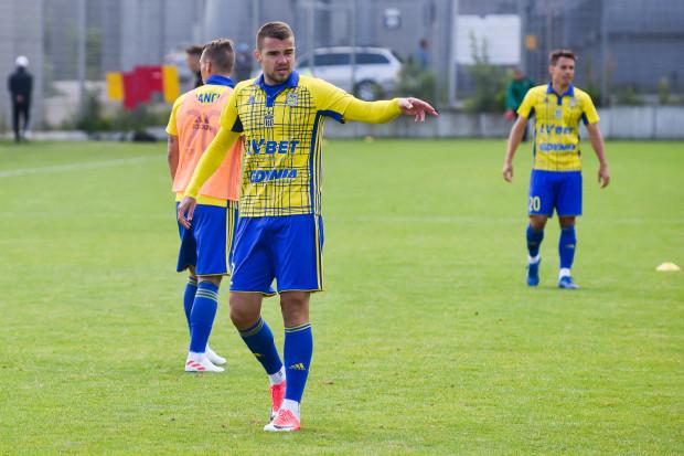 Aleksandyr Kolew rozstał się z Arką Gdynia za porozumieniem stron. To pierwszy z listy zawodników, którzy nie spełniają pokładanych w nich nadziei, z którymi klub chciałby się rozstać jeszcze w tym oknie transferowym.