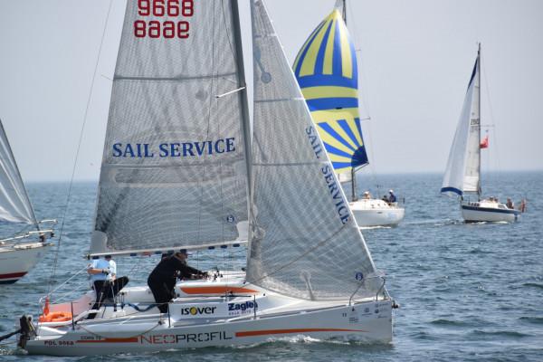 Neoprofil, pierwszy polski jacht, który zdobył medale na mistrzostwach Europy ORC, zaprezentuje się na Zatoce Gdańskiej od 23 do 25 sierpnia.