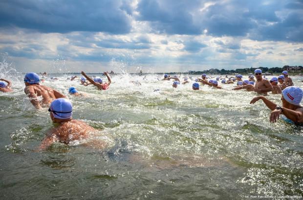 W sobotę odbędzie się finałowy wyścig pływacki dookoła molo w Sopocie.