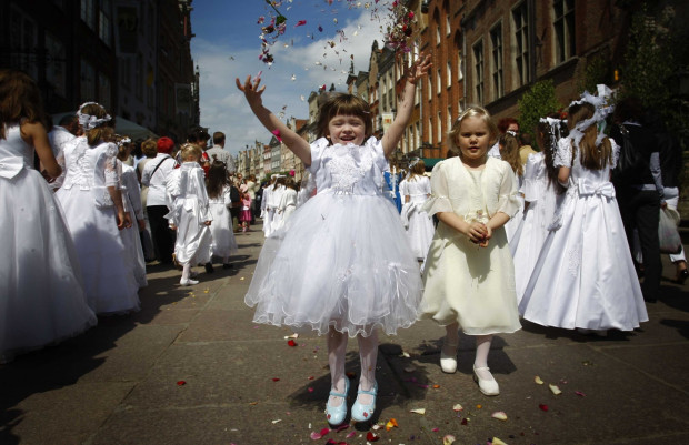 Dziś ulicami Głównego Miasta w Gdańsku przejdzie procesja Bożego Ciała.