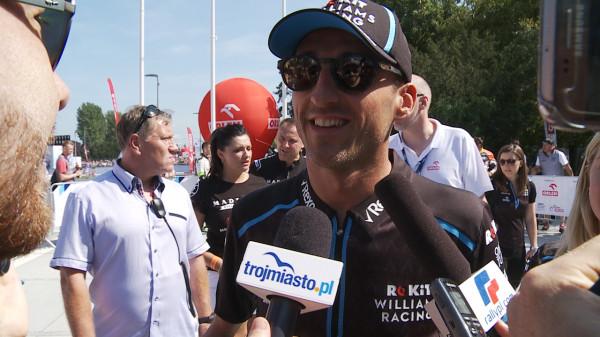 Robert Kubica to największa gwiazda Verva Street Racing.