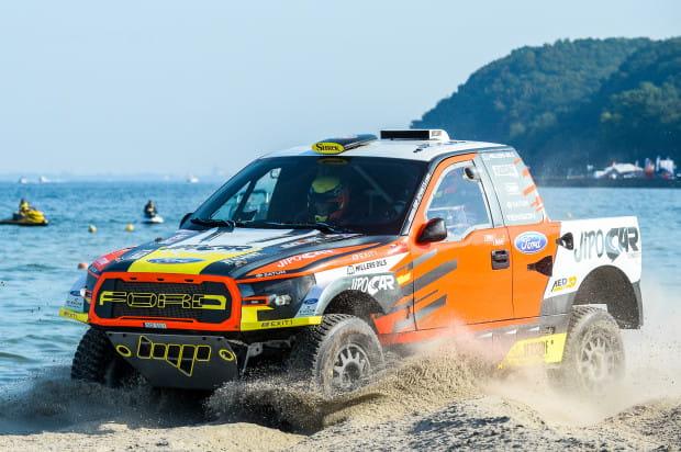 Gdyński Dakar podczas VSR.