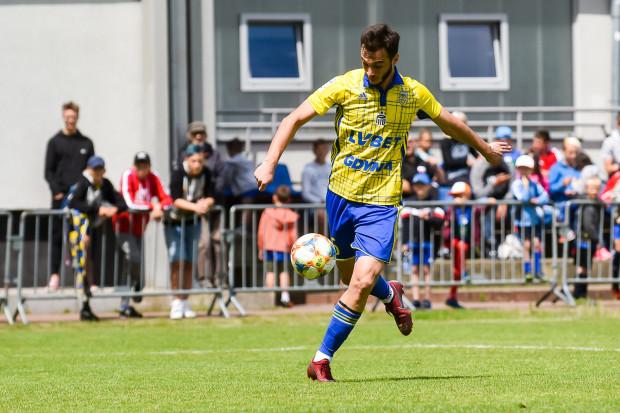 Davit Skhirtladze na bramkę czekał prawie 11 miesięcy. Poprzednią zdobył jeszcze w barwach Spartaka Trnawa w Pucharze Słowacji.