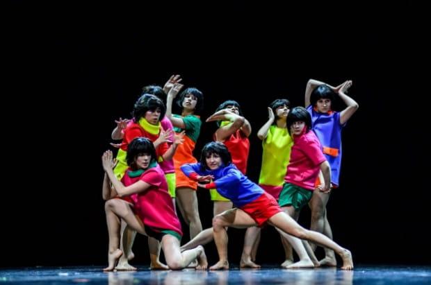 """Nim obejrzymy spektakle Polskiej Platformy Tańca, po raz pierwszy odbędzie się Mała Platforma Tańca skierowana do dzieci (30-31 sierpnia). Dla najstarszych dzieci (od 8 lat) zagrany zostanie """"Pan Kejk"""" Pracowni Tańca Pryzmat."""