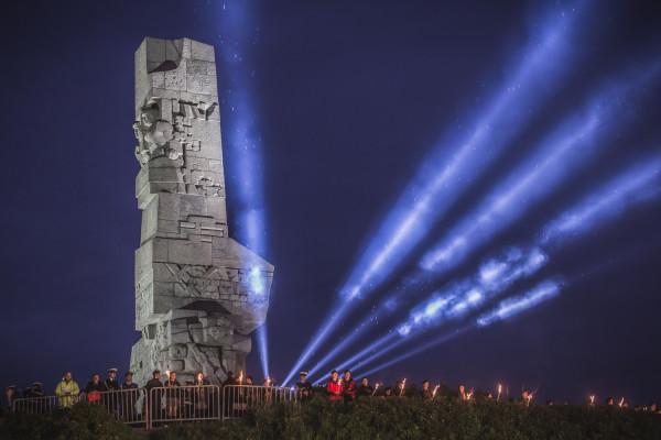 Uroczystości na Westerplatte rozpoczną się tradycyjnie o godz. 4:45.