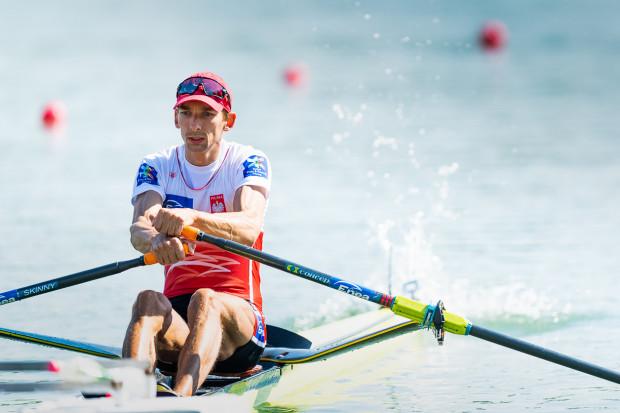 Miłosz Jankowski zajął 8. miejsce w jedynkach wagi lekkiej na wioślarskich mistrzostwach świata w Linzu.