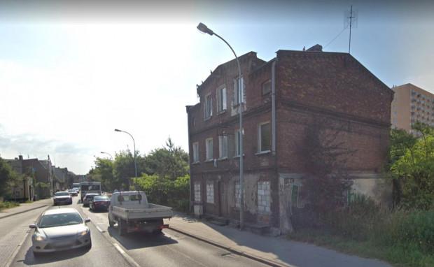 Budynek przy Małomiejskiej 52, na którego rozbiórkę nie zgadza się konserwator zabytków.