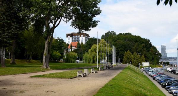 Skwer Arki Gdynia za kilka miesięcy ma zyskać nowy wygląd.