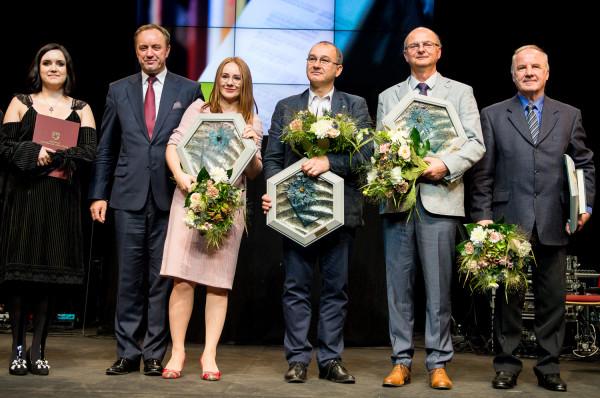 """18 października 2018, gala Pomorskiej Nagrody Literackiej """"Wiatr od morza"""""""