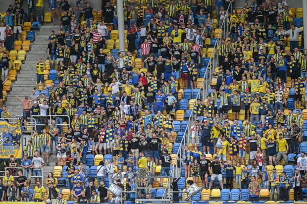 Najbliższe mecze z Rakowem Częstochowa, ŁKS Łódź i Odrą Opole zostaną rozegrane bez udziału gdyńskich kibiców.
