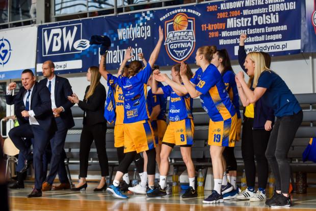 Koszykarki Arki Gdynia wygrały wszystkie mecze w III Memoriale Pamięci Franciszki Cegielskiej i Małgorzaty Dydek.