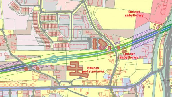 Analiza wejścia SKM na Południe na bazie koncepcji PTMKŻ