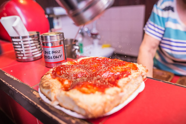Jedyna w swoim rodzaju - pizza z Gdynianki