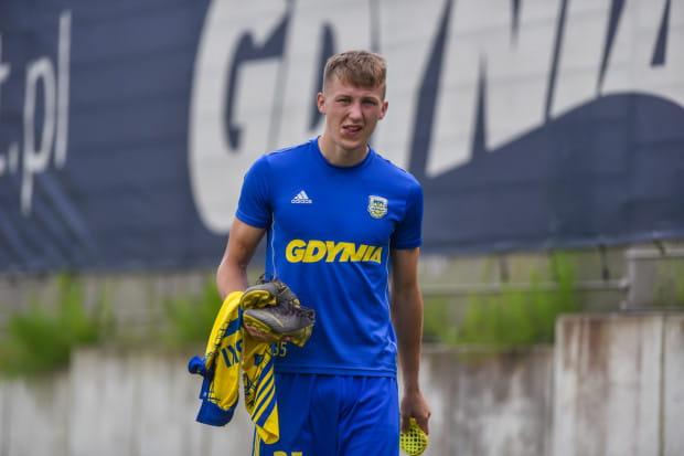 Mateusz Młyński był jednym z objawień ekstraklasy jesieni 2018. Jednak ten rok to dla 18-latka pasmo kontuzji.