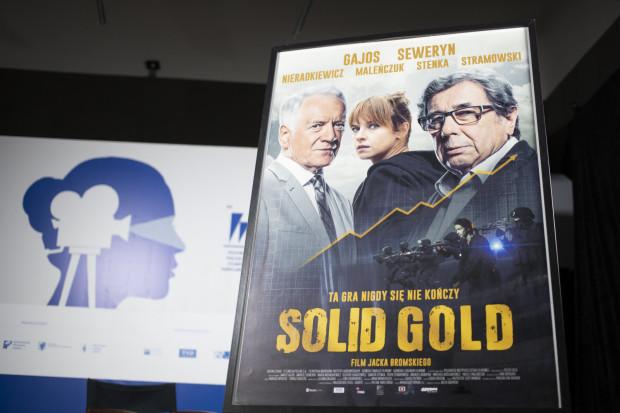 """Zamieszania wokół """"Solid Gold"""" ciąg dalszy. W piątek film wrócił do Konkursu Głównego."""