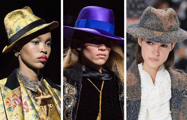 D&G, Saint Laurent, Chanel