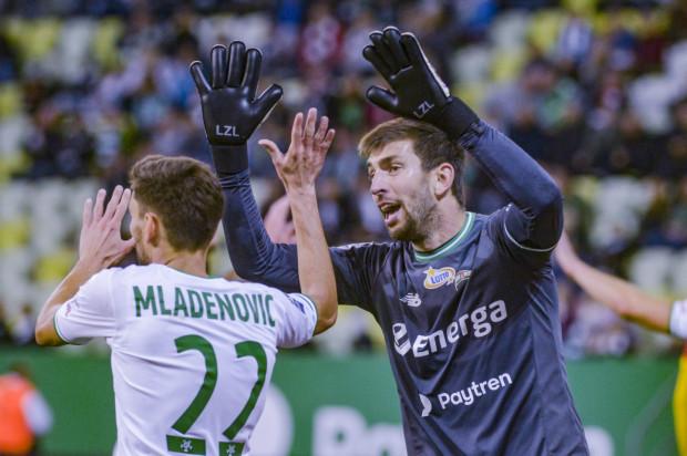 Lechia Gdańsk pokonała Koronę Kielce 2:0. Dusan Kuciak zachował czyste konto, a Filip Mladenović zaliczył asystę  przy pierwszym golu Macieja Gajosa.