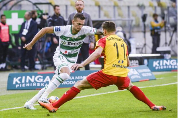 Lukas Haraslin ustalił końcowy wynik z Koroną Kielce na 2:0.