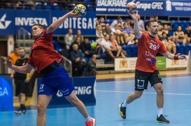 Kamil Adamczyk i Mateusz Wróbel byli najskuteczniejsi w starciu z Sandrą Spa Pogoń Szczecin. Obaj rzucili po 11 bramek.