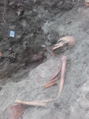 Drugi w ciągu kilku dni szkielet obrońcy odnaleziono na Westerplatte.