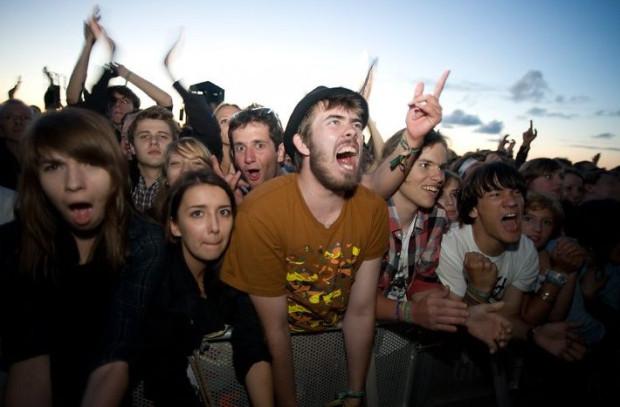Tegoroczny festiwal ściągnął tłumy widzów, ale nie było tak wielu, jak w poprzednich latach.