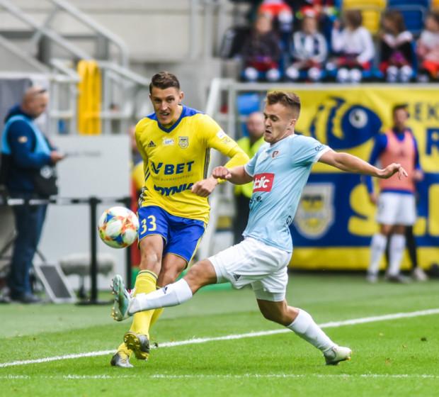 Damian Zbozień ocenia, że Arka Gdynia w każdym meczu musi dawać ponad 100 procent możliwości, a na wyjazdach grać równie odważnie co u siebie.