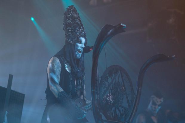 Koncert zespołu Behemoth w B90.