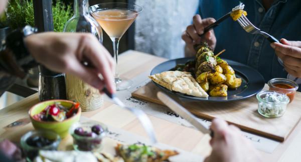 Taverna Zante i Cozzi - siostrzane gdyńskie restauracje - w Restaurant Week biorą udział od początku.