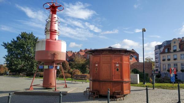 Fotoplastykon będzie stać na Ołowiance do 4 listopada.