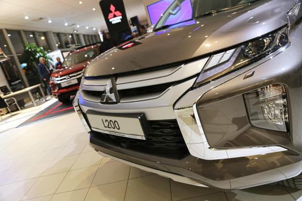 Podczas kameralnego wydarzenia dealer Motor Centrum pokazał swoim klientom dwie nowości Mitsubishi: ASX i L200.